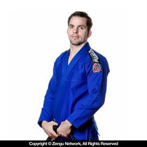 Tatami Nova Blue BJJ Gi with Free Belt